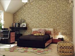 modern geometric wallpaper bright patterned designs for walls kids