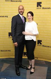 Key And Peele Superman Bed Keegan Michael Key Is Engaged To Partner Elisa Pugliese Daily