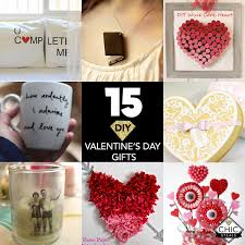 diy valentine s day gifts for her 15 diy valentine s day gifts for everyone chic creative life