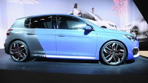 peugeot usa peugeot 308 r to fill the void left by rcz