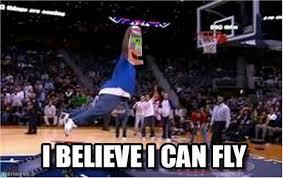 I Believe I Can Fly Meme - i believe i can fly patrick star meme by brandonale on deviantart