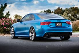 matte teal car matte blue audi rs5 rare cars for sale blograre cars for sale blog