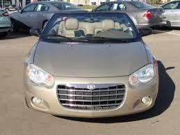 2004 Chrysler Sebring Convertible Interior Chrysler Sebring Convertible For Sale Used Cars On Buysellsearch