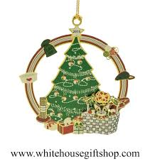 gold plated christmas ornaments 2015 kitten s christmas ornament 3 d 24kt gold plated