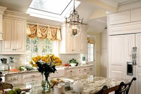 farmhouse style curtains kitchen traditional with sloped ceiling