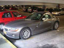 bmw sport car 2 seater image after photos car garage parking lot grey shiny metallic