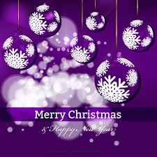 purple christmas ornament background graphics 123freevectors