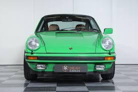 porsche 911 green dream garage collectionporsche porsche 911 carrera 3 0
