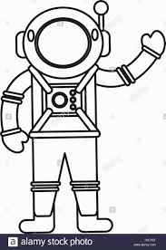 interesting astronaut outline picture tattoo clipart images