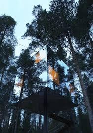 tree hotel sweden treehotel in harads tham videgård arkitekter