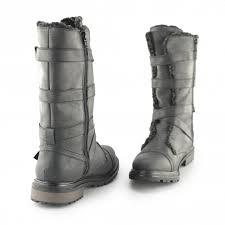 black biker boots rocket dog lance simone ladies leather biker boots in black shuperb