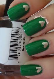 85 best st patrick u0027s day nails images on pinterest holiday nails