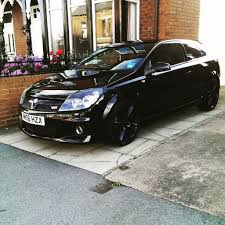 vauxhall astra vxr modified vauxhall astra vxr black 88k service history long mot in