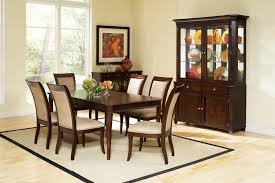 cherry dining room set buy marseille dining room set by steve silver from www mmfurniture