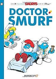 amazon smurfs village wall gn smurfs