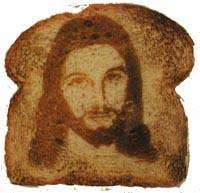 jesus on toast