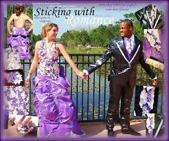stuck at prom duct tape prom dresses and tuxedos slide 9 ny