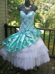 eighties prom dress tacky 80s prom dresses best dressed