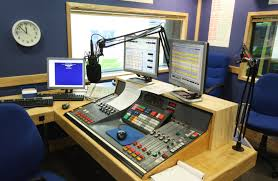 Recording Studio Desk Uk by Community Radio Tailor Made Radio