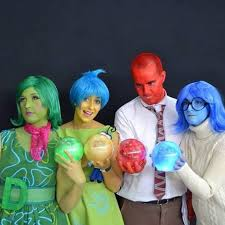 inside out costumes disgust and sadness from inside out costume by