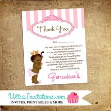 thank you cards baby shower couture baby shower thank you cards american