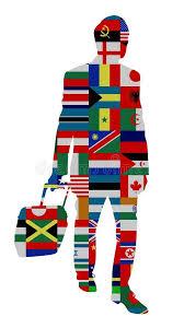 world traveller images World traveller stock illustration illustration of luggage 19547996 jpg