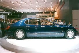 bugatti eb218 the galibier isn u0027t bugatti u0027s first luxury saloon drivetribe