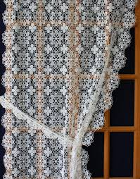 Lace Curtains Macrame Lace Curtains