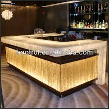 Illuminated Reception Desk Certified Manufacturer Rylic Lighted Reception Desk Artificial