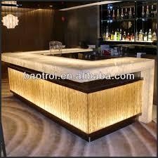 Illuminated Reception Desk Certified Manufacturer Rylic Lighted Reception Desk Artificial