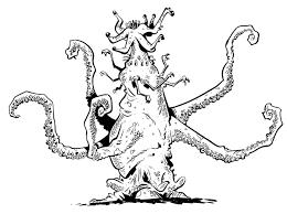 Monster Madness Halloween by Chris Schweizer U0027s Blog Halloween Countdown T 4