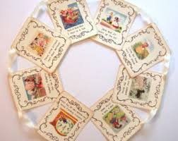 Nursery Rhymes Decorations Nursery Rhyme Etsy