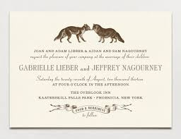 invitation marriage 15 creative traditional wedding invitation wording sles apw