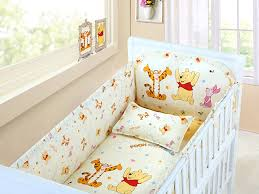 Winnie The Pooh Nursery Bedding Sets Baby Bedding Crib Cot Sets Winnie The Pooh Theme Wellbx Wellbx