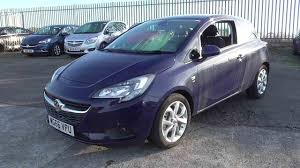 corsa opel 2016 used vauxhall corsa hatchback petrol in royal blue from evans