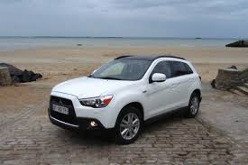 mitsubishi crossover 2015 mitsubishi asx welcome to the segment of compact crossover