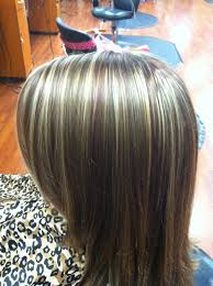high and low highlights for hair pictures light brown hair with lowlights women medium haircut
