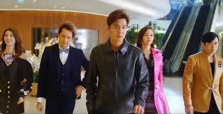 Seeking Vostfr Trailer Min Ho S New Bounty Hunters Releases Trailer And