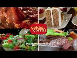 tv commercial spot golden corral s bigger better dinner buffet