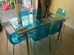 Extendable Glass Dining Table Great Extendable Glass Dining Table U2013 House Photos