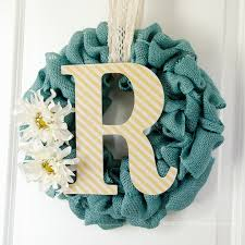 summer burlap wreath i nap time