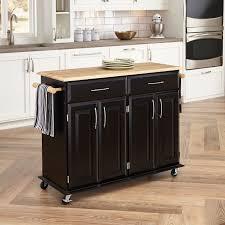 kitchen island natural finishes wood kitchen trolley birch