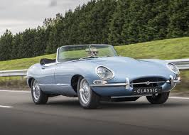 convertible land rover vintage new car a jaguar e type zero with an electric engine yes please
