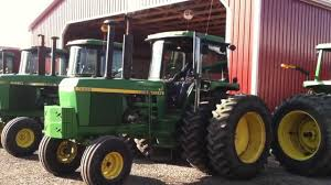 john deere cold start 4430 4440 4450 4455 youtube