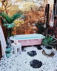 diy outdoor bath spell u0026 the gypsy collective h o m e