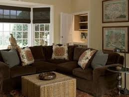 living room color scheme brown couch centerfieldbar com