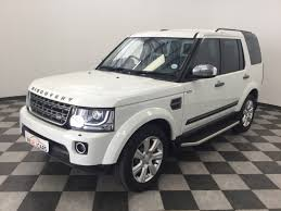 land rover discovery 2015 used land rover discovery 4 3 0 td sd v6 se for sale