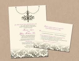Wedding Invitations With Rsvp 21 Best Wedding Invitations Images On Pinterest Wedding