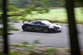 mclaren p1 side view mclaren p1 gtr design concept to be revealed at pebble beach