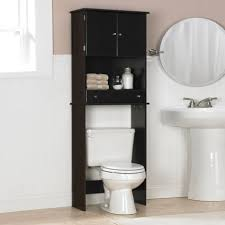black toilet bathroom cabinets bathroom dark black above the toilet bathroom